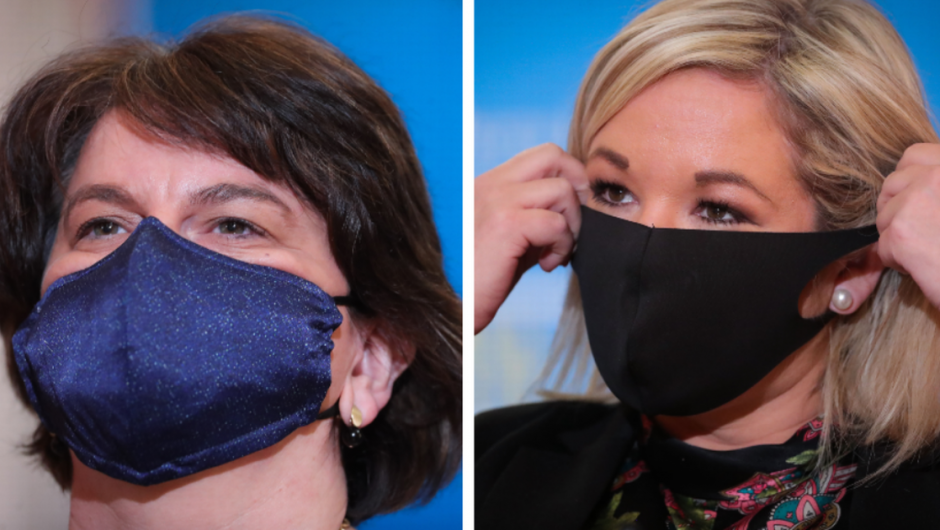New Coronavirus rules announced in Northern Ireland on face masks and fines
