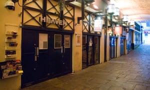 Heaven nightclub