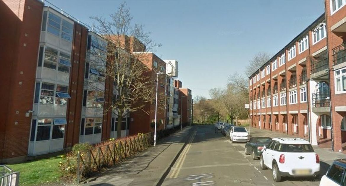 Nottingham students were fined for partying on the first day of the new restrictions
