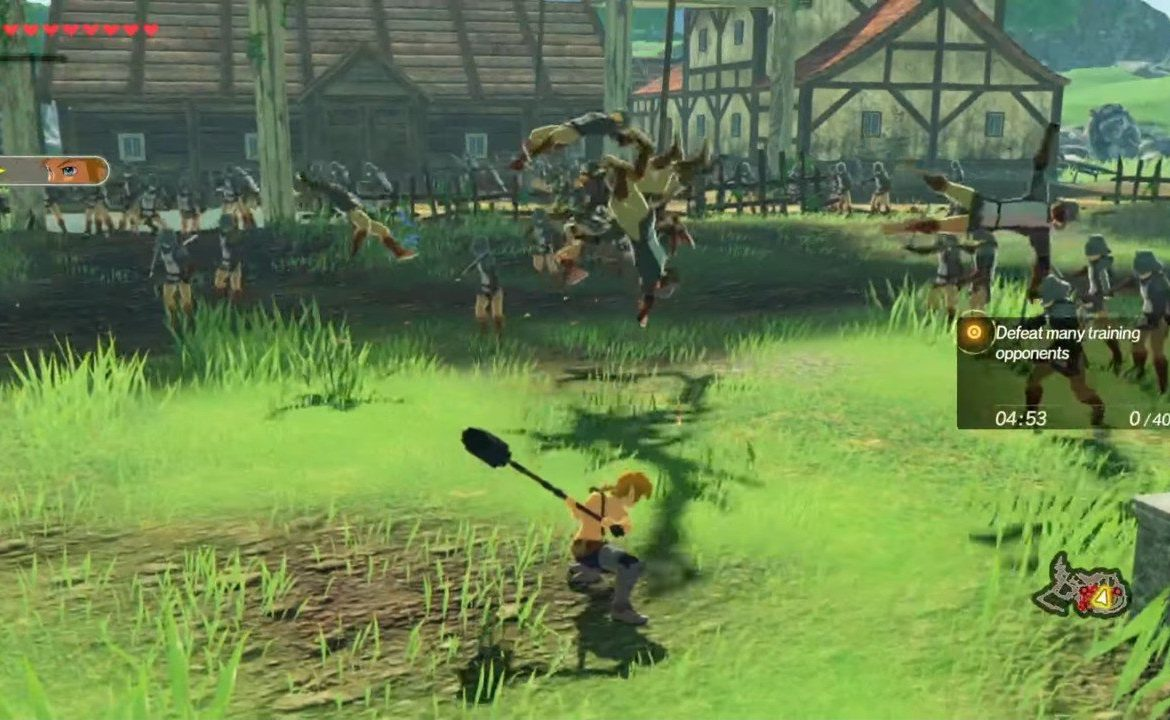 One of Zelda's most famous locations returns in Hyrule Warriors: Age of Calamity