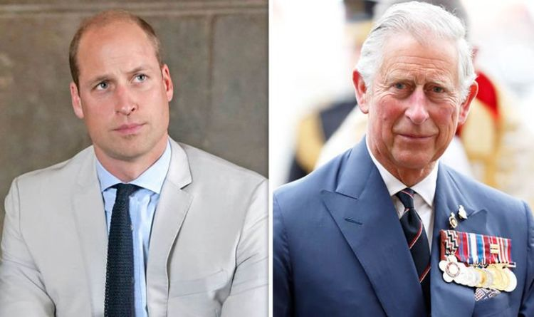 Prince Charles and Prince William join the Queen with sincere messages amid royal mourning |  Royal |  News