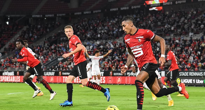 Rennes accepted Leeds United's offer of Ravenna - worth 23 million euros