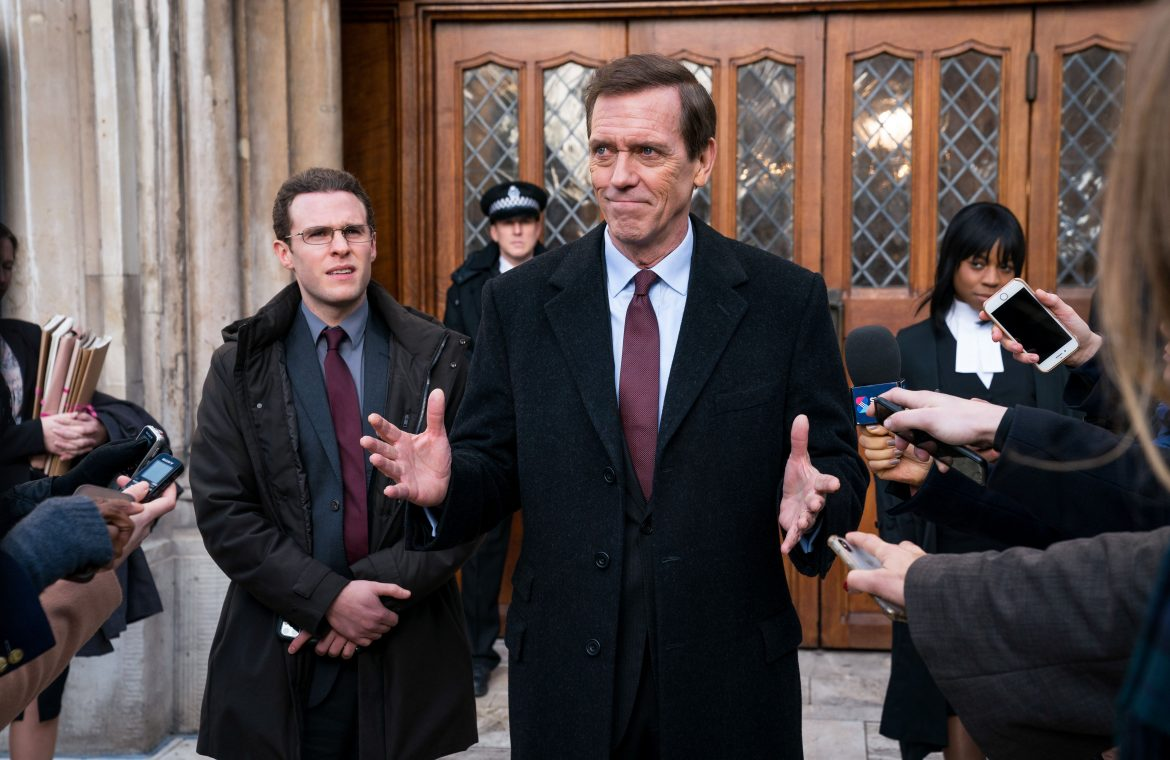 Roadkill review: Hugh Laurie is the Farage-Gove-Johnson mix in this anticipated political thriller