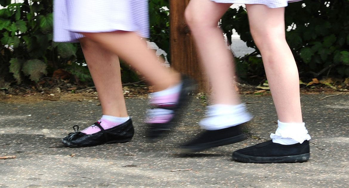 Schools in our area have been infected with this term Coronavirus