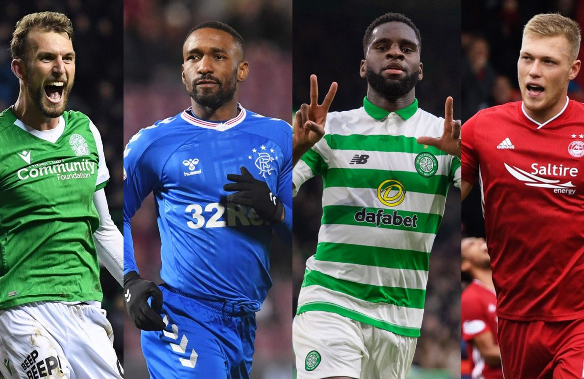Sky Sports reveals line-up for exclusively live coverage of Scottish Premiership