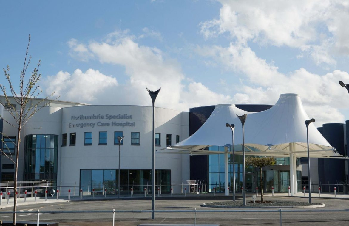 Six more patients are dying according to the latest Covid-19 numbers released by the Northumberland Hospital Trust