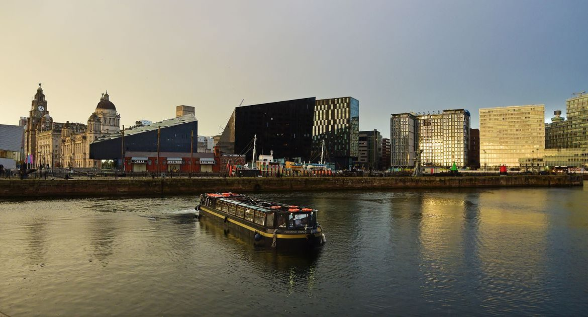 The Coronavirus infection rate in Liverpool continues to decline