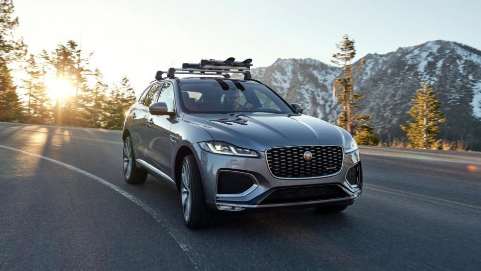 The Jag F-Pace and the Range Rover Velar now protect you from digging