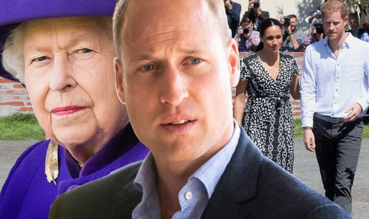 The Royal Family: The Queen and Prince William ignore Harry and Meghan in Megxt Talks | Royal | News