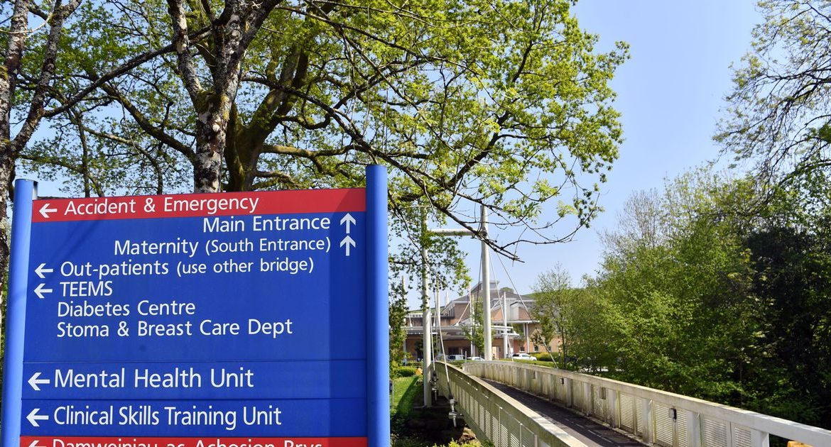 The death toll from the Coronavirus outbreak at Royal Glamorgan Hospital has risen to 21