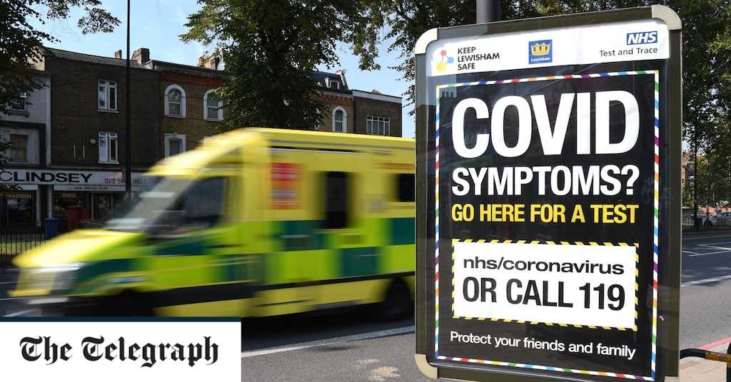 The government has urged to `` stop '' the new restrictions as cases of Covid virus rise in hospital