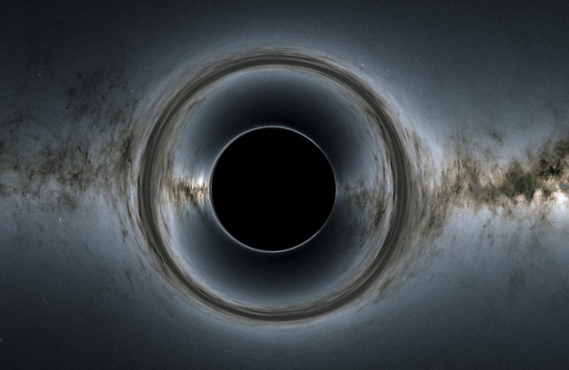 There was another universe before ours - and energy from it came out of black holes, says the Nobel Prize winner