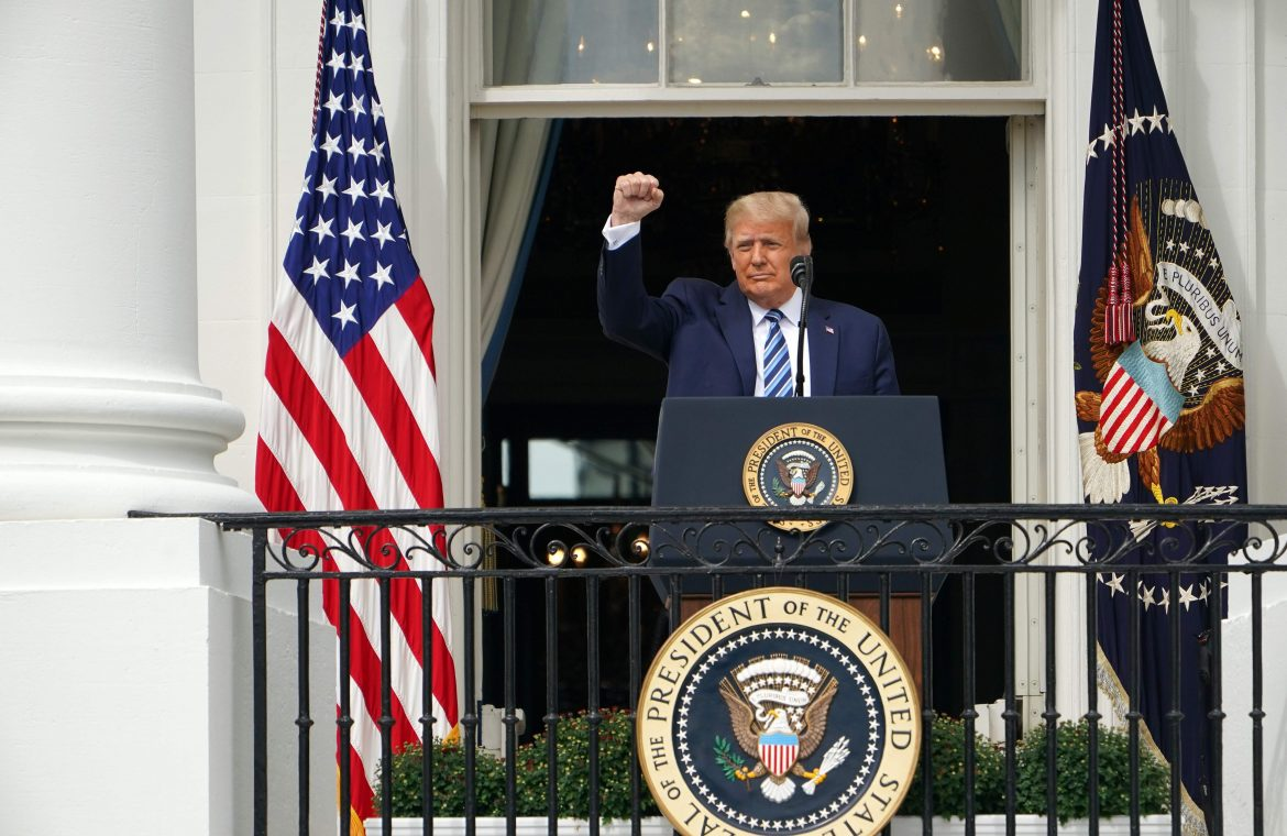 Trump news live: Latest election updates as president behind Biden in new poll