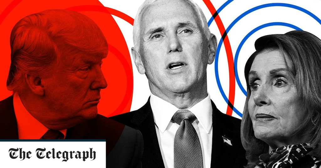 What happens if Donald Trump becomes seriously ill?  The line of succession is explained