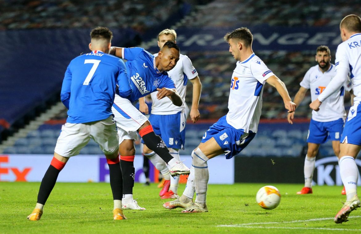 What the Polish press said about Rangers' victory over Les Poznan in the European League