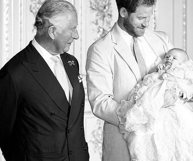 Prince Charles 'sad not to see his grandson Archie for over a year'