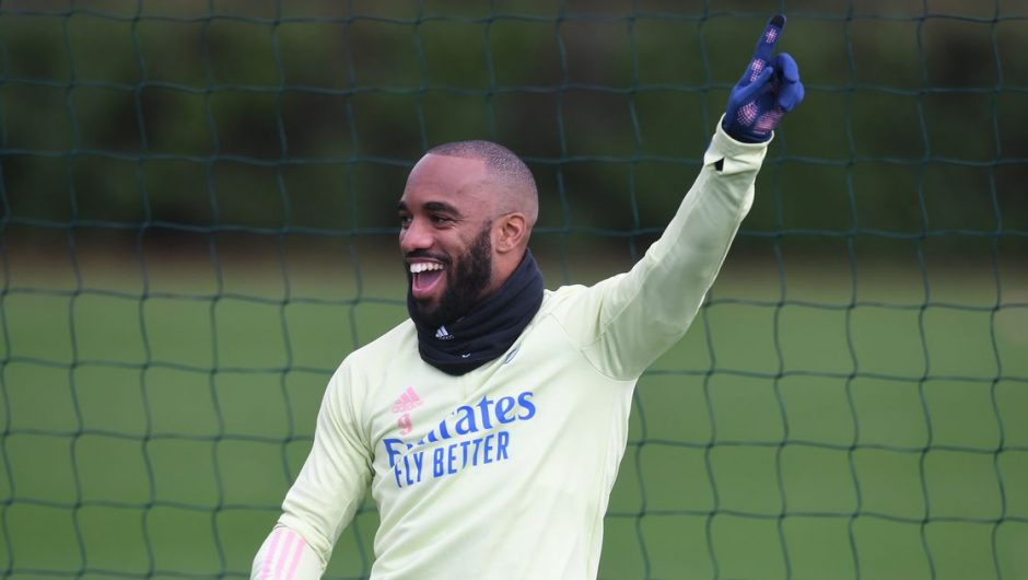 Lacazette mood, injury hit, Smith Roe's plan – things we noticed from Arsenal's training