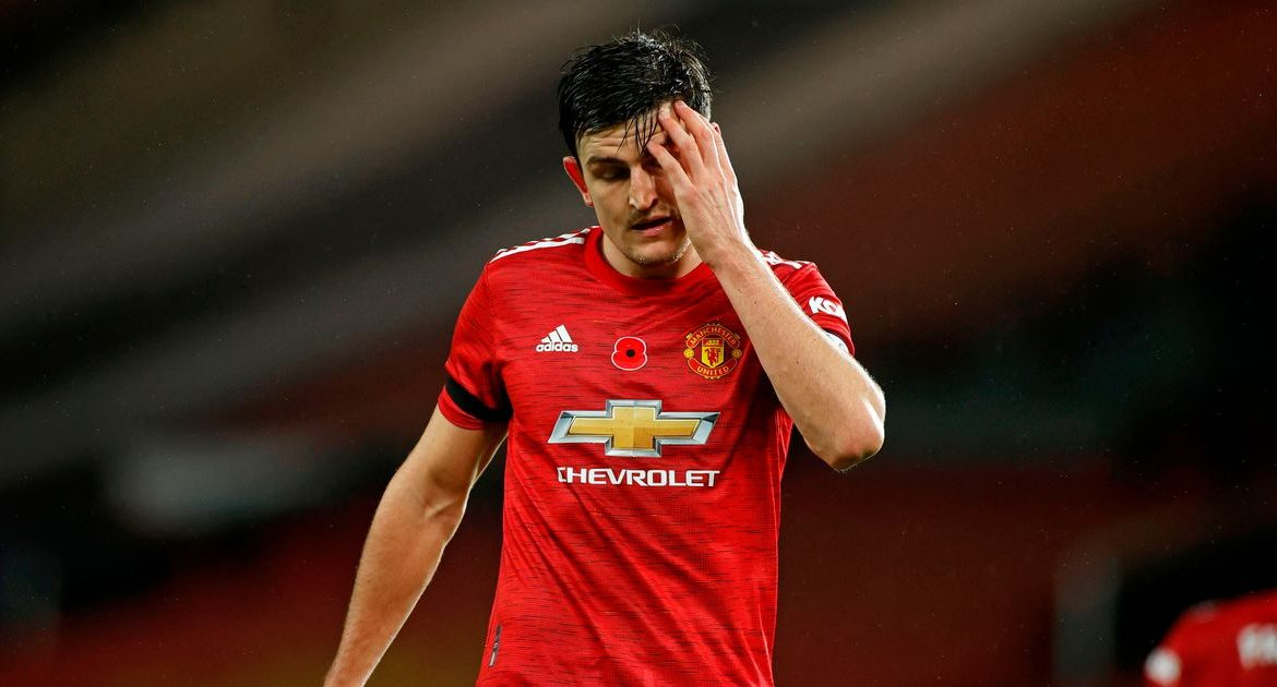 Rio Ferdinand sends a letter to Harry Maguire regarding the Manchester United captain