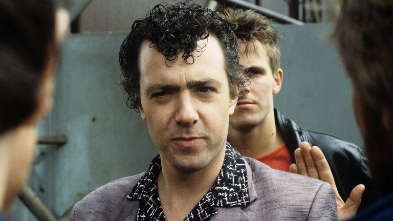 John Sessions 1985. Pic: ITV / Shutterstock