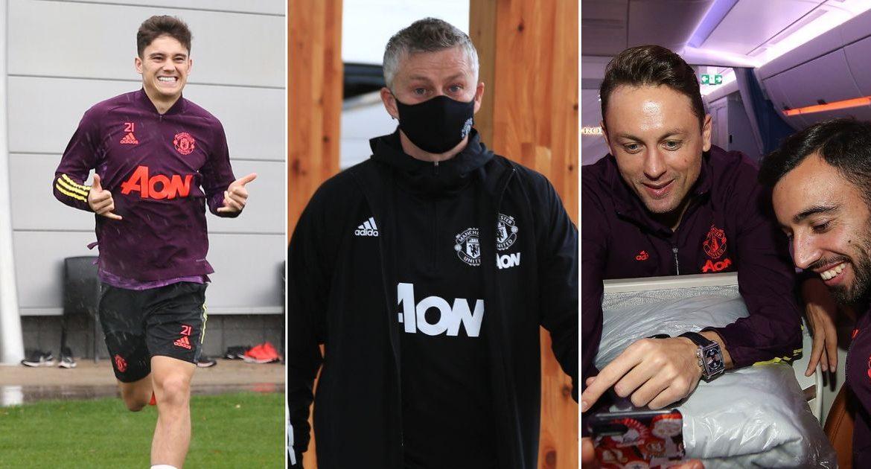Manchester United news & transfers, latest RECAP Pochettino news plus Man Utd team news and match