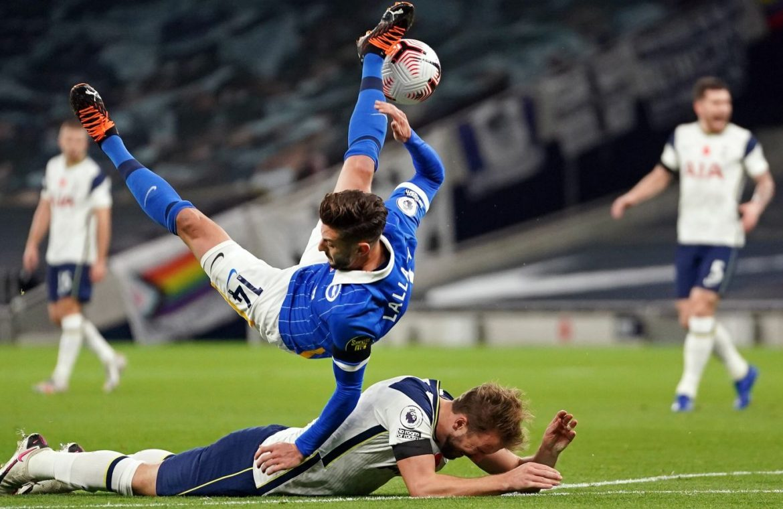 Jose Mourinho: Tottenham coach defends Harry Kane over Brighton penalty |  football news