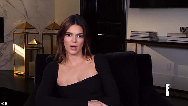 Stop: Viewers were shocked last month to learn that Kendall got into a serious physical battle with her sister Kylie, which caused Kim to call to security