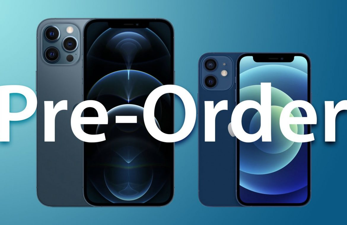iPhone 12 Mini, iPhone 12 Pro Max and HomePod Mini are now available for pre-order