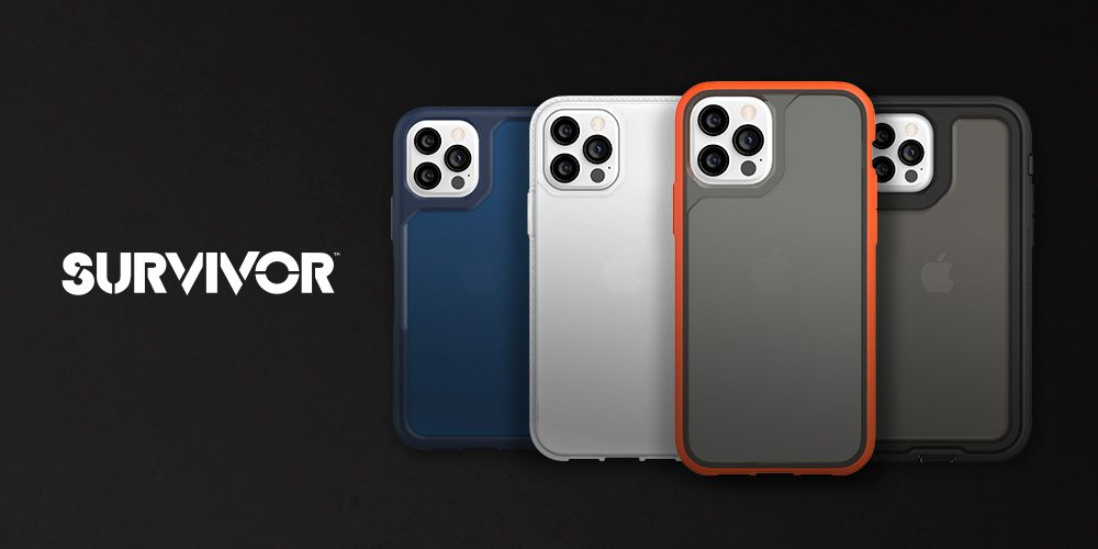 IPhone 12 Pro gifts + iPhone 12 cases from Survivor