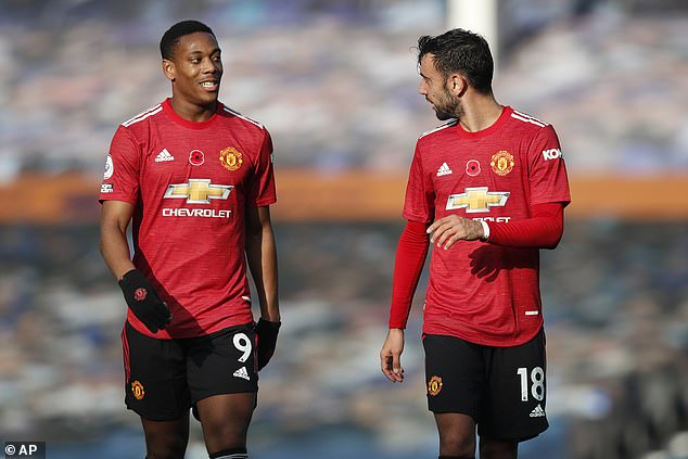 United qualified to win 3-1 at Everton on Saturday at the start of the Premier League