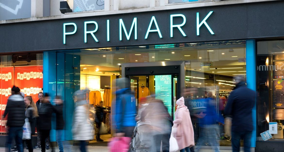 Christmas shoppers can still purchase Primark products during shutdown - here's how