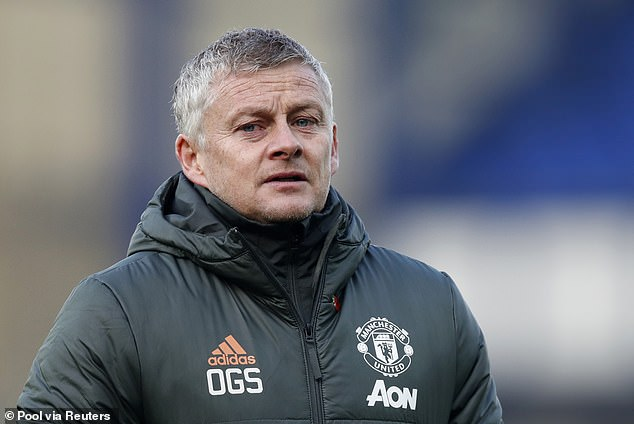 Their performance showed that they wanted to fight for coach Ole Gunnar Solskjaer under pressure