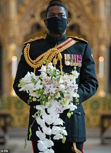 The Queen's Knights, Lieutenant Colonel Nana Kofi Tomasi-Ankra
