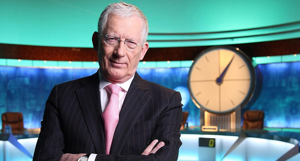 Countdown host Nick Heuer, 76, has been replaced while protected from the Coronavirus