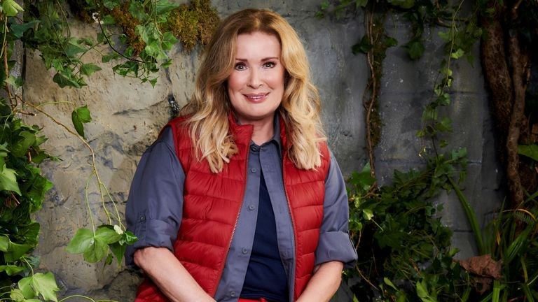 I'm a celebrity ... Get me out of here!  Beverly Callard.  Pic: ITV