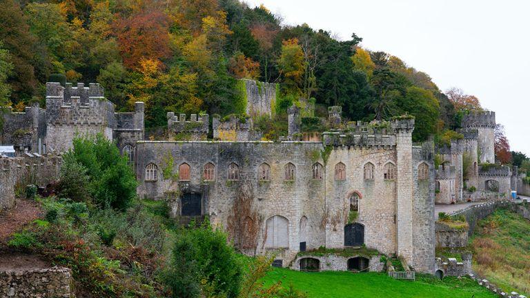 Castle Hedge in Abergele