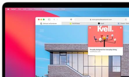 Apple macOS 11 large