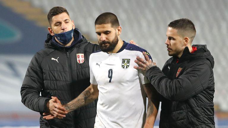 Aleksandar Mitrovic feels good after missing a decisive penalty