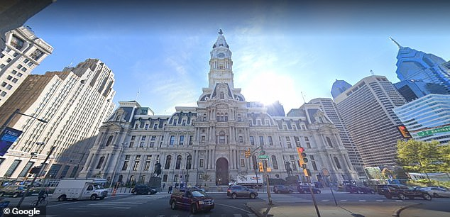 The Philadelphia Public Claims Court (pictured) dismissed all five cases on Friday