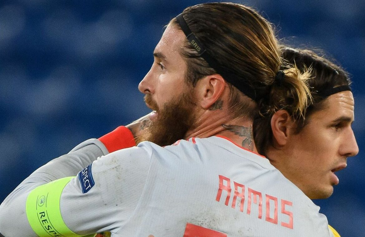 Two penalties were stopped by Sergio Ramos as Spain draw with Switzerland - Nations League Round |  football news