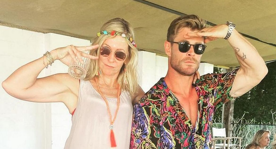 Fans of Chris Hemsworth are stunned by his mother's young beauty as he shares her true age