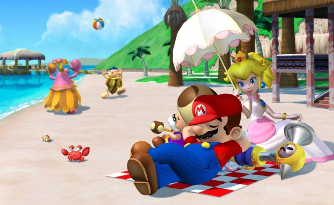 Super Mario 3D All-Stars updated to version 1.1.0, Sunshine gets GameCube controller support