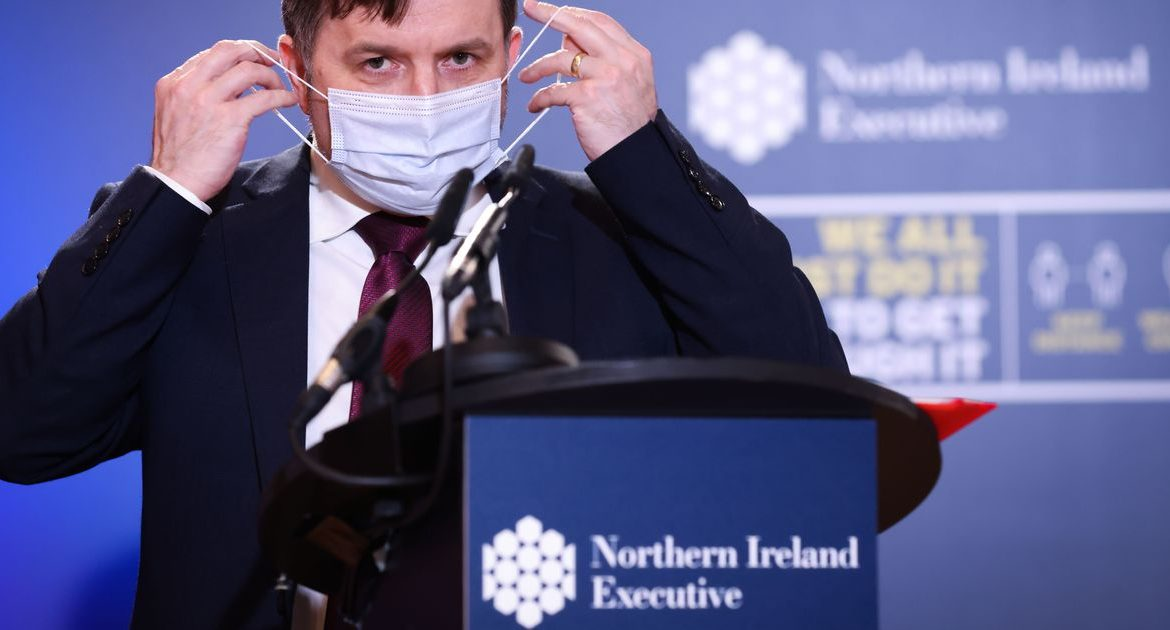 7 key points from the Coronavirus press conference in Northern Ireland as Robin Swan recommended further restrictions