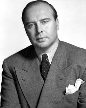 Very Creative ... John Houseman in 1940.