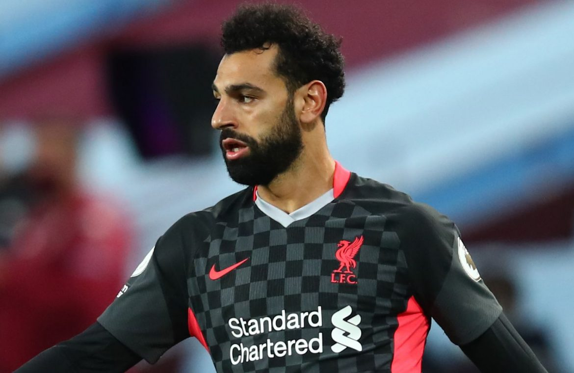 Liverpool's Salah tests positive for virus again