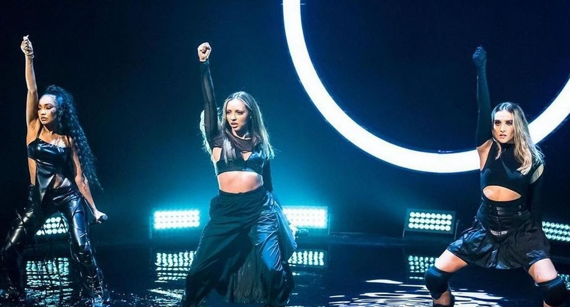 Perrie Edwards: We didn't expect Little Mix journey to be this hard