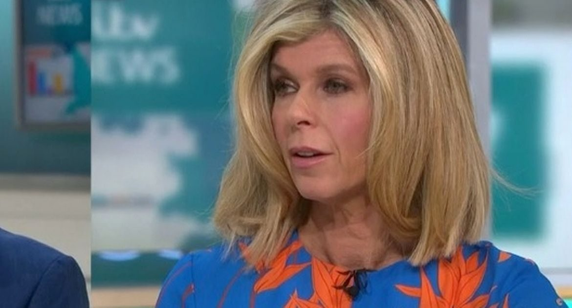 Kate Garaway feels physically ill about her first birthday without husband Derek Draper