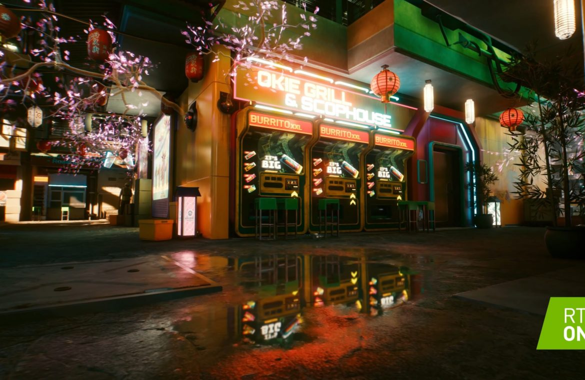 Cyberpunk 2077 Ray Tracing not available on AMD Radeon at launch