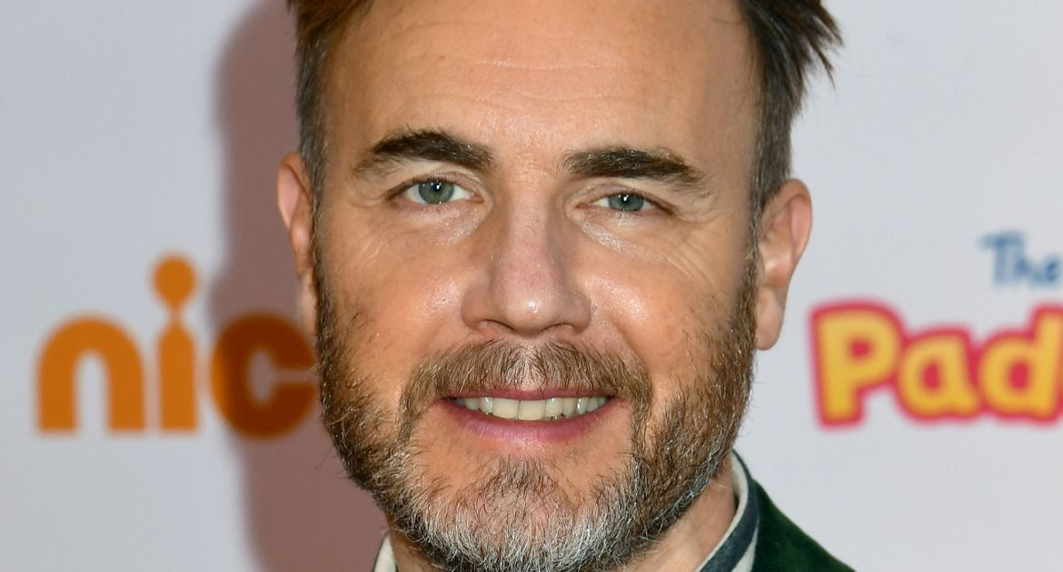 Gary Barlow shares 17 shaming stone diets as James Corden asks him for weight loss tips