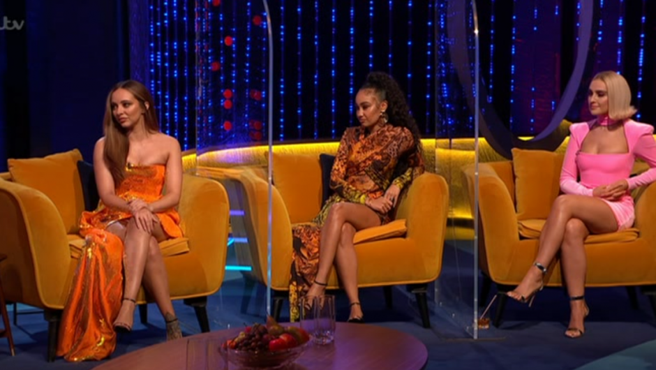 Little Mix skewers questions about Jesse Nelson's absence on Jonathan Ross's show