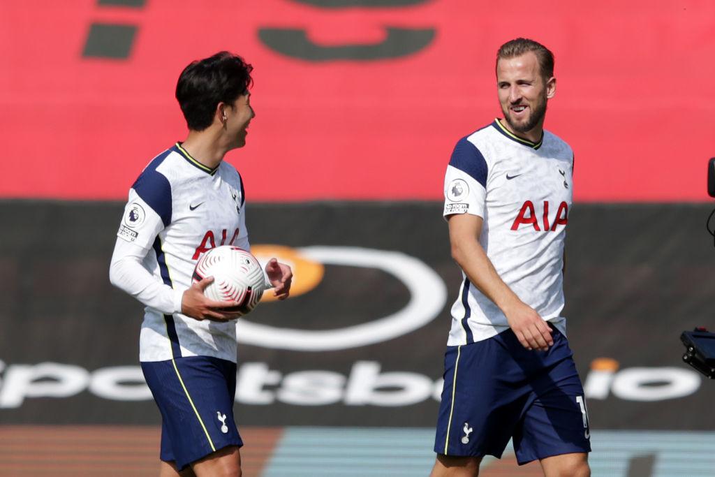 Southampton - Tottenham Hotspur - English Premier League